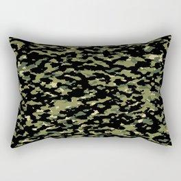 Camouflage: Jungle III Rectangular Pillow