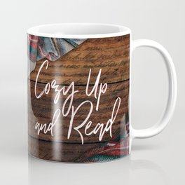 Cozy Up and Read Coffee Mug