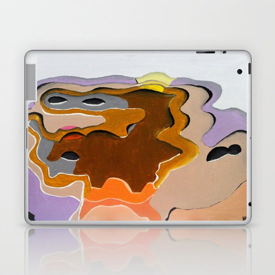 I can't see Laptop & iPad Skin