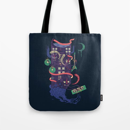 Power Trio Tote Bag