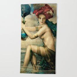 The Blessed Temperance Beach Towel