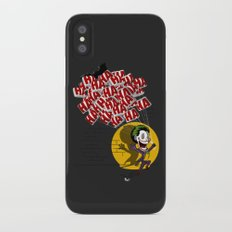 Jokahahaha Slim Case iPhone X