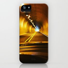 Trippin to Cannon Beach Oregon iPhone Case