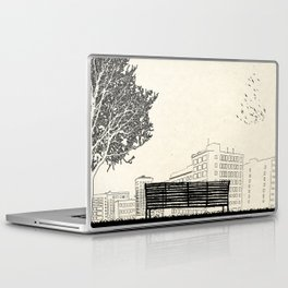 Tom's Favourite Spot — Angels Knoll Park, LA — (500) Days of Summer Laptop & iPad Skin