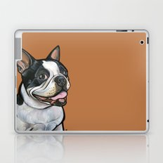Snoopy the Boston Terrier Laptop & iPad Skin