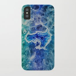 MINERAL MAZE iPhone Case