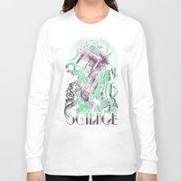 science Long Sleeve T-shirts featuring Science by Fuacka