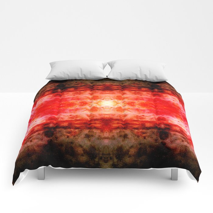 Project 59.47 - Abstract Photomontage Comforters