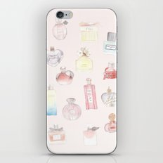 Perfumes iPhone & iPod Skin