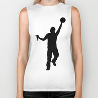 jay z Biker Tanks featuring #TheJumpmanSeries, Jay Z by @thepeteyrich