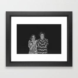 Cuz Framed Art Print