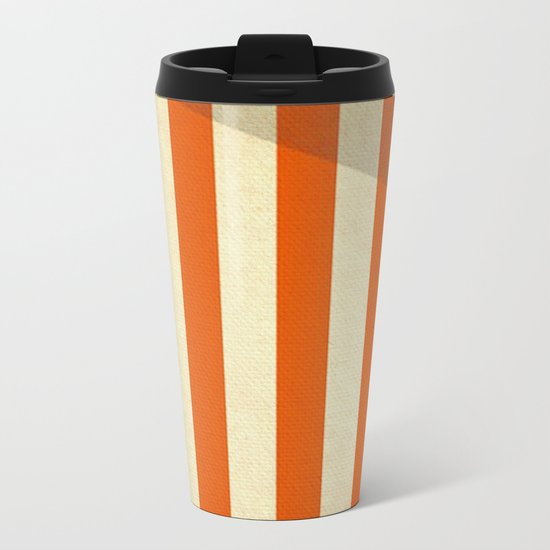 Summer's Standard Metal Travel Mug