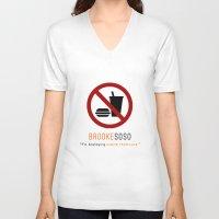 oitnb V-neck T-shirts featuring Brooke Soso #2 | OITNB by Sandi Panda
