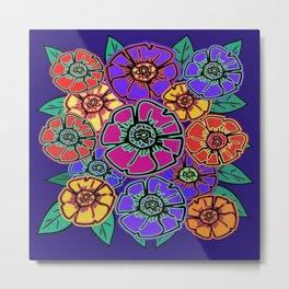 Flower Power #13 Metal Print