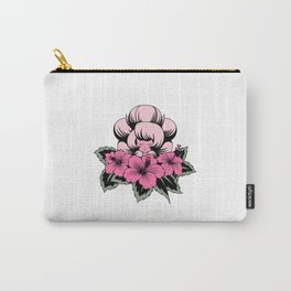 Pink Diamond Tattoo Carry-All Pouch