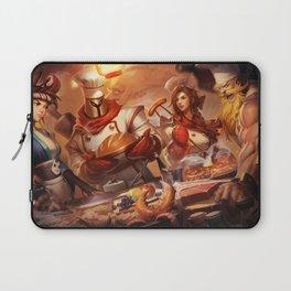Baker Pantheon Sashimi Akali Barbecue Leona Butcher Olaf Laptop Sleeve