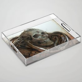 The Timetraveller II Acrylic Tray