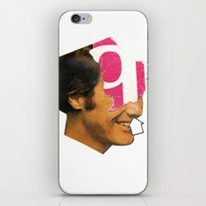 inhale iPhone & iPod Skin
