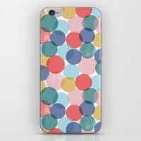 bubble iPhone & iPod Skins featuring Bubble by Emmyrolland