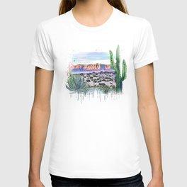 Hudspeth County T-shirt