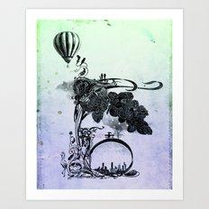 paradiso Art Print