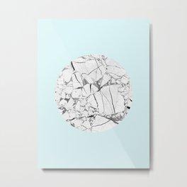 Geometric composition XVIII Metal Print