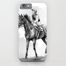 About To Play Up - Racehorse Slim Case iPhone 6s
