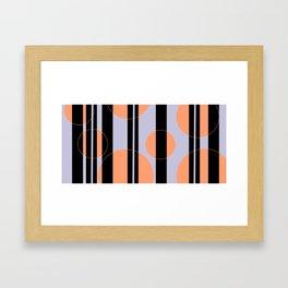 2001 a space odyssey Framed Art Print