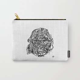 'Lipstick' by John McLachlan Carry-All Pouch
