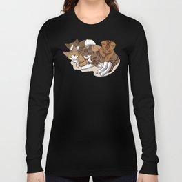 Cute Kitties Long Sleeve T-shirt