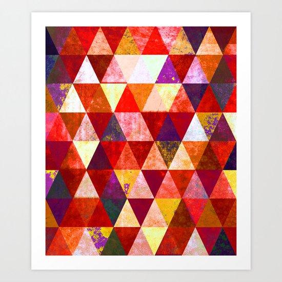 #803 Art Print