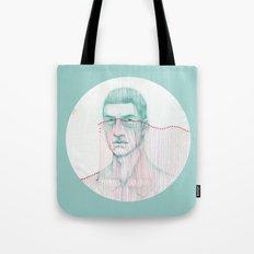 Misfit Circuit 2 Tote Bag