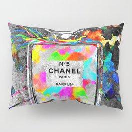 No 5 Rainbow Colors Pillow Sham