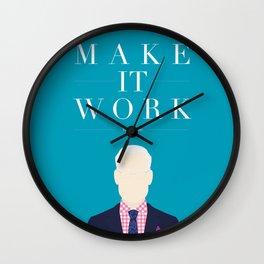 Make it Work  Wall Clock