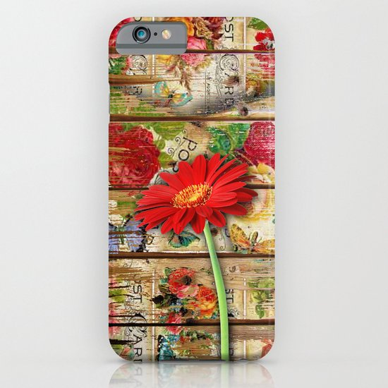 Sending Love iPhone & iPod Case