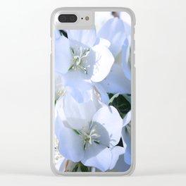 Hawthorn Bouquet Clear iPhone Case