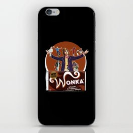 Willy Wonka - Gene Wilder iPhone Skin