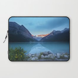 Mountains lake Laptop Sleeve