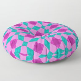 LQS Barn Block Alphabet Floor Pillow