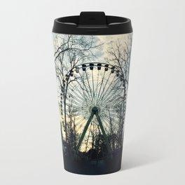 Ferris Wheel Filtered Travel Mug