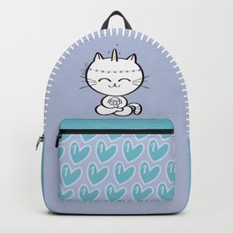 Lily Unicorn Kitty Backpack