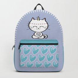 Lily Unicorn Kitty Backpack