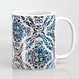 Azulejo IX - Portuguese hand painted tiles Coffee Mug