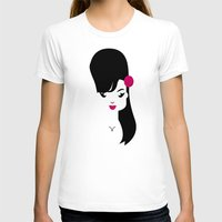 amy hamilton T-shirts featuring Amy by Marco Recuero