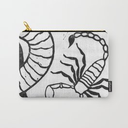 Snakes and scorpion Carry-All Pouch