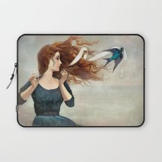 The Little Thief Laptop Sleeve