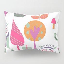 Owls pattern Pillow Sham