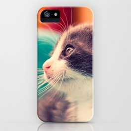 Billy The Cat iPhone Case
