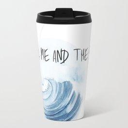 Me and The Sea Travel Mug