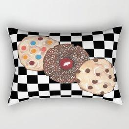 Eat Cookies Rectangular Pillow